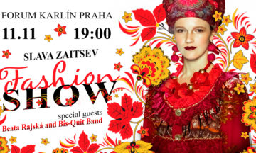 ОТМЕНЕНО Slava Zaitsev Fashion Show